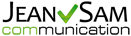 logo Jean Sam Communication